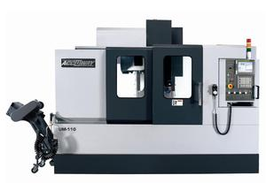 ACCUWAY UM-110 立式加工中心 - MachineTools.com