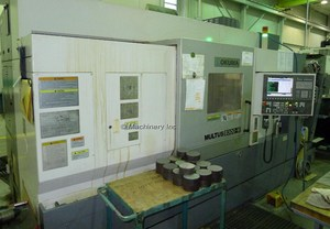 OKUMA MULTUS B300-W Lathes, CNC (5-Axis or More) - MachineTools.com