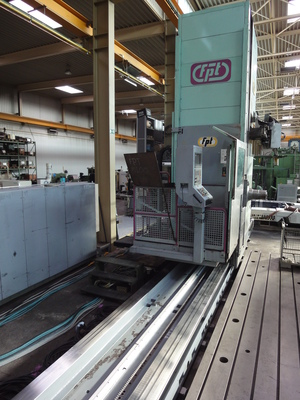 FPT AREA-M100 Boring Mills, Horizontal, Floor Type - MachineTools.com