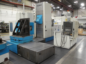 WALDRICH SIEGEN UPM1250 Centros de Maquinado Horizontal - MachineTools.com
