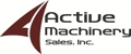 Active Machinery Sales, Inc. Logo - MachineTools.com