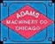 Adams Machinery Co. Logo - MachineTools.com