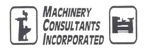 Machinery Consultants, Inc. Logo - MachineTools.com