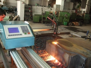 HONEYBEE CNC HBST2005LCD-1200X2000 Corta-Chamas - MachineTools.com
