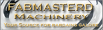 Fabmaster D Machinery Sales Logo - MachineTools.com