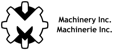Machinery, Inc. Logo - MachineTools.com