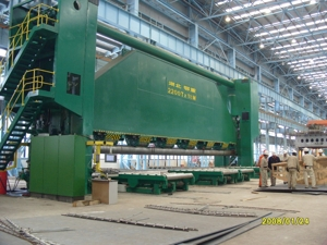 EZHONG EZW 卷板機 - MachineTools.com