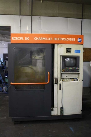 Charmilles Edm Machine Repair Charmilles Edm Machines On