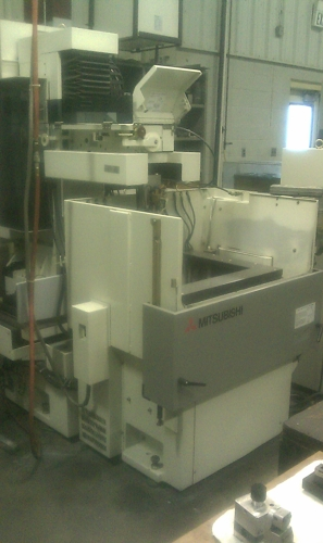 MITSUBISHI CX-20 EDM, Wire - MachineTools.com