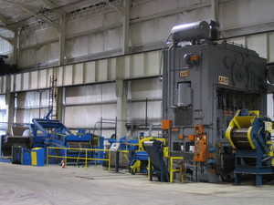 CLEARING S2-900-120-54 Presses, Straight Side - MachineTools.com