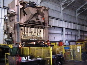 CLEARING S2-1500-144-54 Presses, Straight Side - MachineTools.com