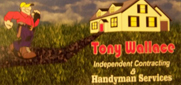 Website for Tony Wallace Independent Contracting and Handyman Services, LLC