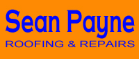 Website for Sean Payne Roofing & Repairs