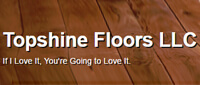 Website for Topshine Floors, LLC