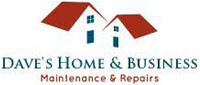 Website for Dave's Home & Business Maintenance & Repairs