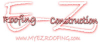 Website for E Z Roofing & Construction, LLC