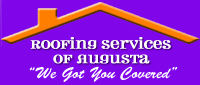 Website for Roofing Services of Augusta