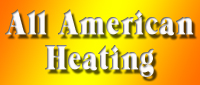 Website for All American Heating and Air, LLC