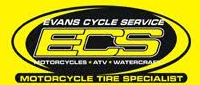 Website for Evans Cycle Service