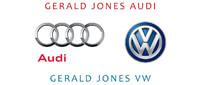 Website for Gerald Jones Volkswagen /Audi