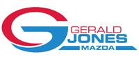 Website for Gerald Jones Mazda