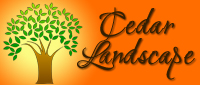 Website for Cedar Landscaping