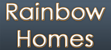 Website for Rainbow Homes of Augusta