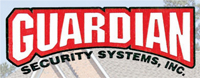 Website for Guardian Security Systems, Inc.
