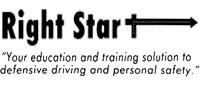 Website for Right Start Defensive Driving School