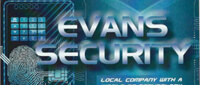 Website for Evans Security & Protection Services