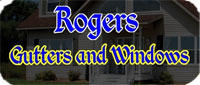 Website for Rogers Gutter and Windows