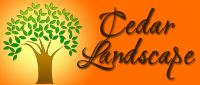 Website for Cedar Landscaping