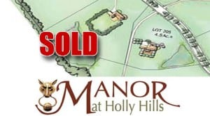 Lot 205 SOLD - Manor at Holly HIlls copy