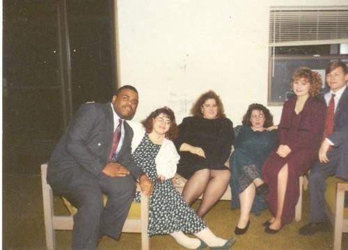 MACU Valentines banquet  1992