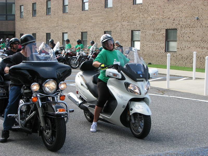 MACU Bike Rally