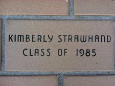 Alumni Walkway