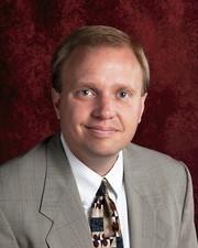 Portrait of Kevin Larsen
