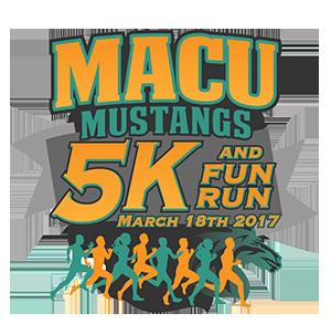 MACU 5k Logo