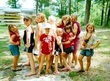 Amanda Steiner With Kids