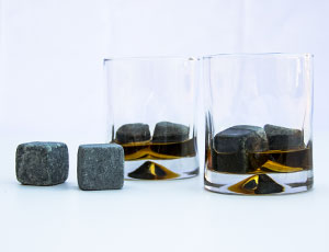 Whiskey Stones Set of 6