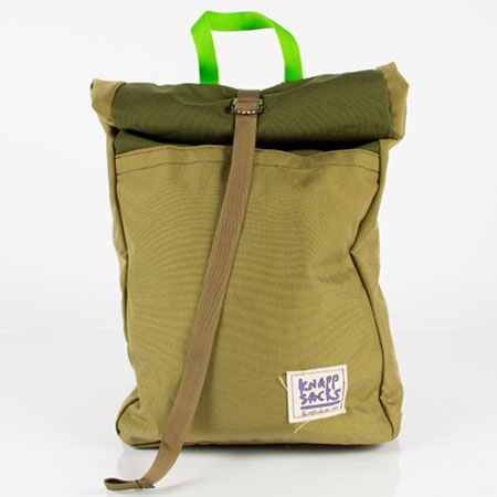 Knappsack made in Bozeman, MT by Buck Products. Purchase to support 3 American workers and get 1,680 Boom™ Points. #MadeInUSA #BackToSchool
