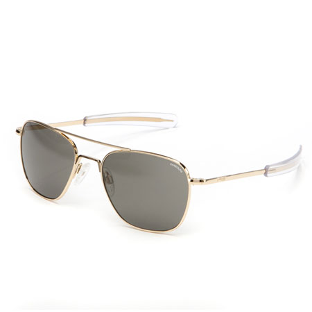 Check out these Gold Plated Aviators made in Randolph, MA by Randolph Engineering. Purchase to support 55 American workers. Gets you 2786 Boom™ Points.