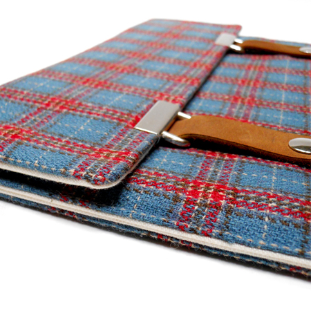 Check out this iPad Sleeve made in Dallas, TX by Stash. Purchase to support American workers and wrap your iPad in vintage herringbone. Gets you 1120 Boom™ Points.