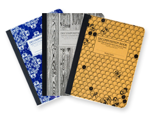 Decomposition Notebooks 3Pk