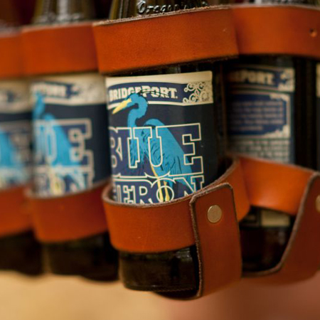 Check out this 6-Pack Holder made in Portland, OR by Walnut Studiolo. Purchase to support 5 American workers. Gets you 1,428 Boom™ Points.