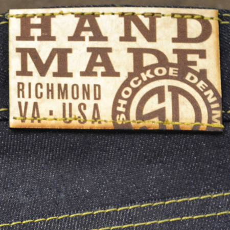 Check out these Classic Jeans made in Richmond, VA by Shockoe Denim. Purchase to support 7 American workers. Gets you 2,590 Boom™ Points.