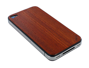 iPhone 4/4S/5 Wood Skins