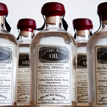 Check out this Cutting Board Oil made in Kingston, NY by Blackcreek Mercantile. Purchase to support 4 American workers. Gets you 490 Boom™ Points.