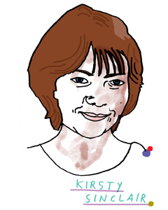 Author: Kirsty Sinclair