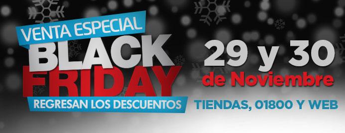 VENTA ESPECIAL BLACK FRIDAY